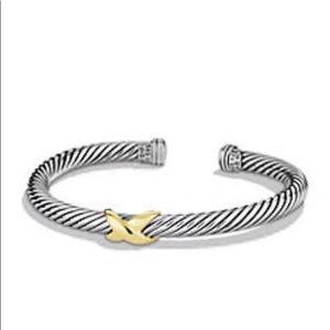 Nordstrom Open cuff bracelet